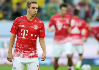 Philipp Lahm in line for Bayern Munich sporting director role