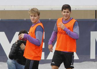 Enzo, Odegaard and Tejero in line for starts against Cultural