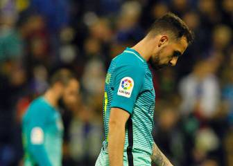 No respite in the Copa del Rey for Barcelona