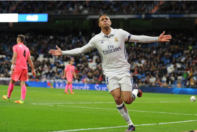 Mariano scores fastest ever Real Madrid in the Copa del Rey