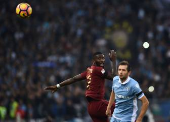 Lazio's Lulic in race row after comparing Roma's Rudiger to a street seller
