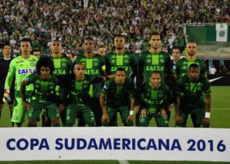 Brazil invite Colombia to play friendly for Chape victims