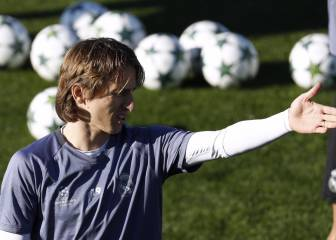 Barcelona rejected the chance to sign Luka Modric