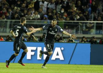 Benzema sees lacklustre Madrid through to CWC final