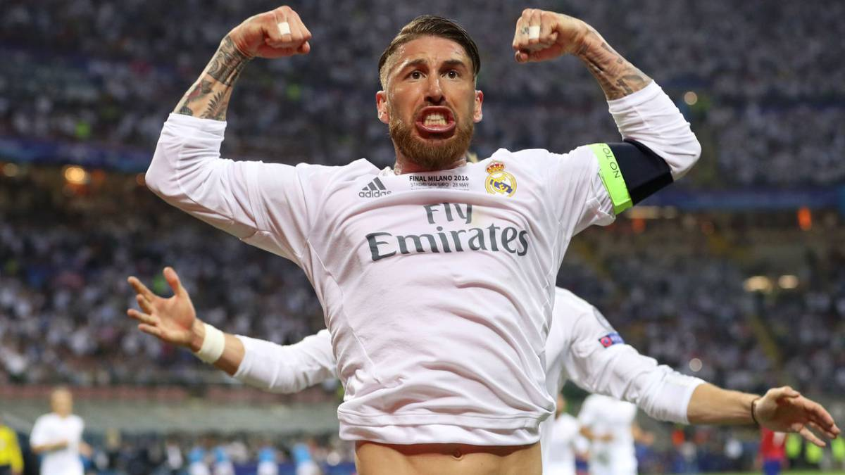 """Sergio Ramos is the best player in the world"" - Adil Rami"