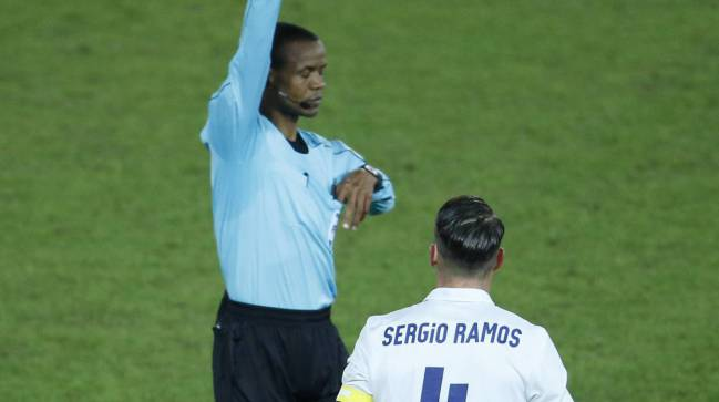 Club World Cup ref explains why he didn't send Ramos off