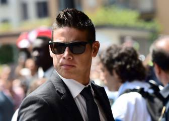 Monaco owe millions in tax to Spain over James transfer