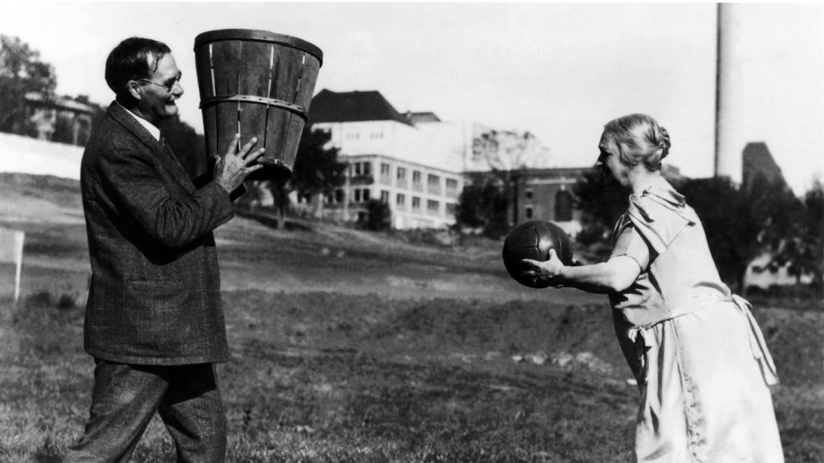 Happy birthday basketball as the sport turns 126 years old today - Who invented table football ...