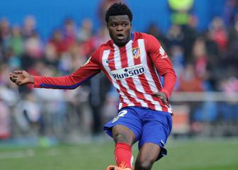 Ghana call-up Atletico's Thomas for African Nations