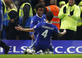 Blues on a roll: Conte's troops equal victories record