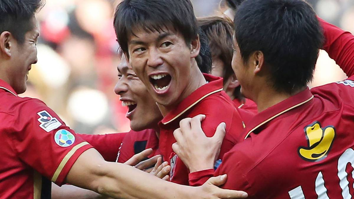 Kashima Antlers lift Emperor's Cup to secure domestic double