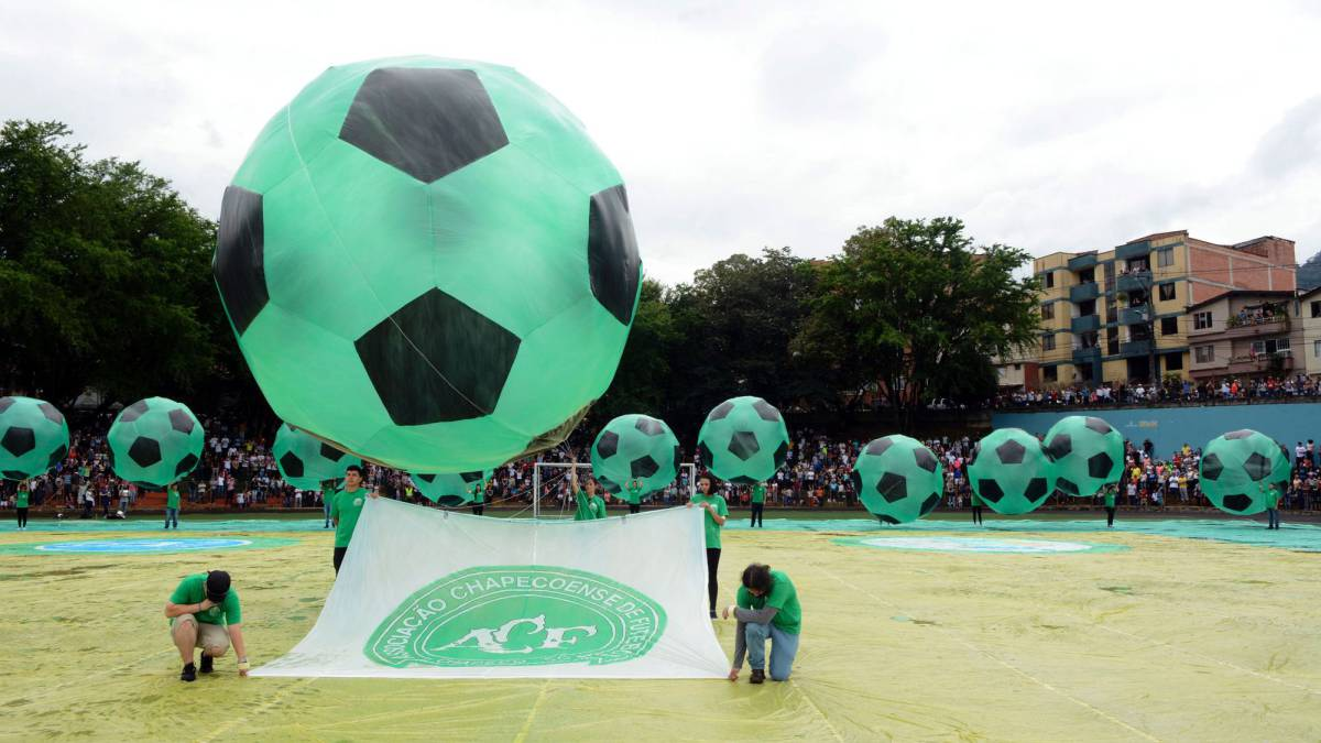 Chapecoense target 20 new signings before start of new season