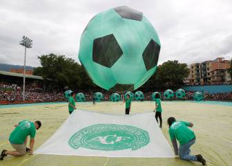 Chapecoense unveil new signings