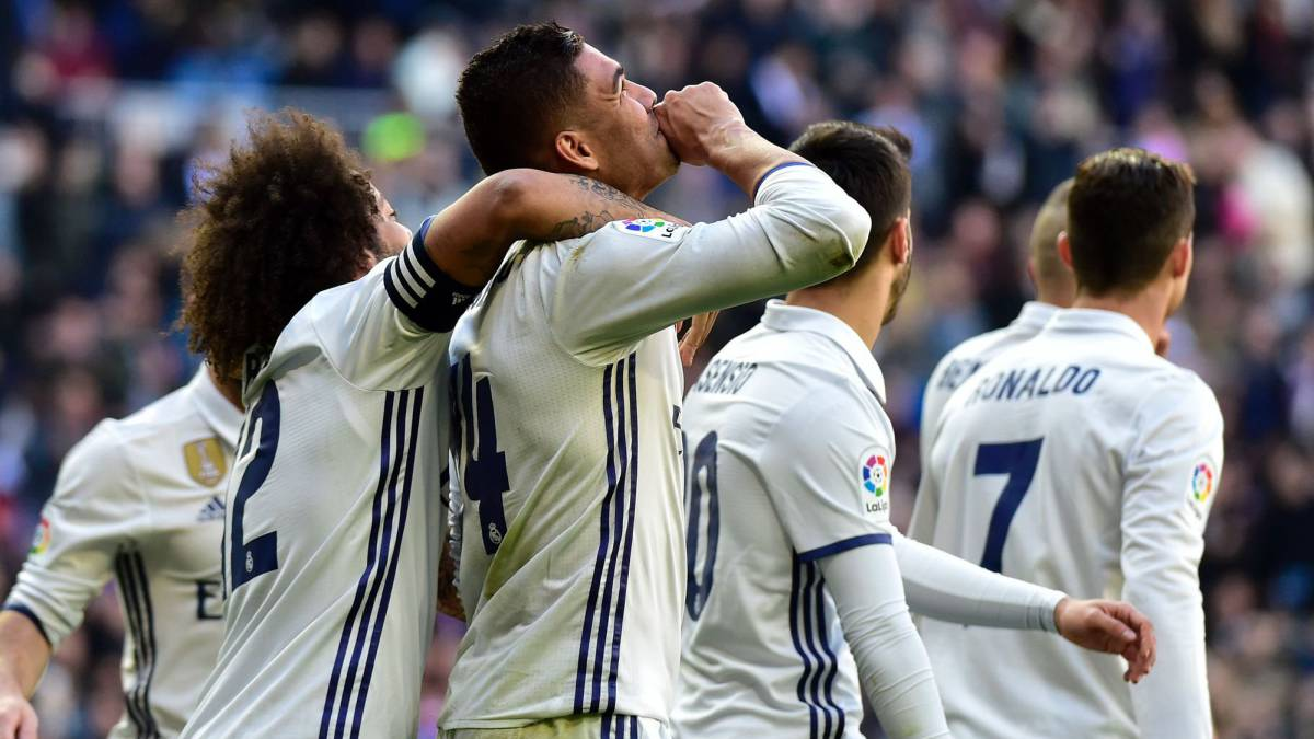 Real Madrid vs Granada: LaLiga, goals, reaction, report
