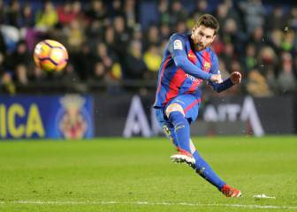 Oh I say!! Messi rustles up special delivery for Barça