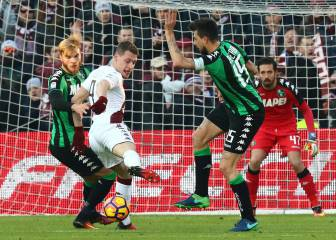 Torino reject big-money Arsenal bid for Belotti