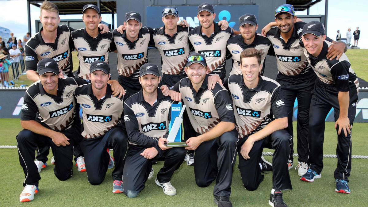 NZ-Bangladesh: Anderson powers hosts to 3-0 T20 series win