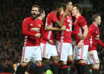 Mou's Man Utd keep winning with EFL first leg advantage