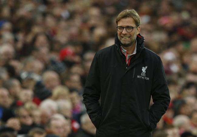 Liverpool manager Jürgen Klopp will be hoping to make a third final in a row.