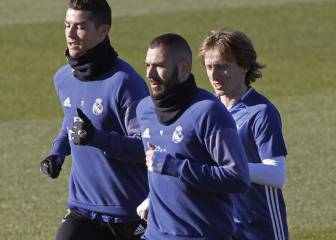 Cristiano, Modric left out of Real Madrid squad for Sevilla clash