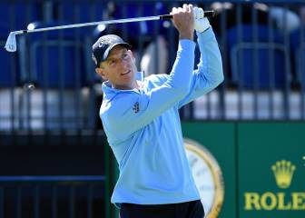Furyk named USA Ryder Cup captain