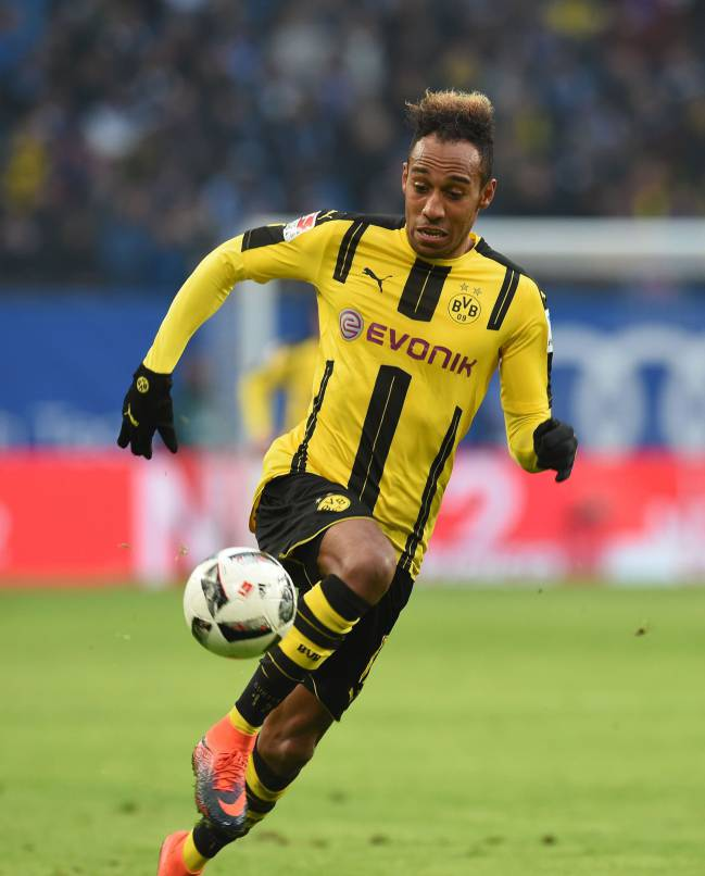 Borussia agree to talk to Madrid over Aubameyang