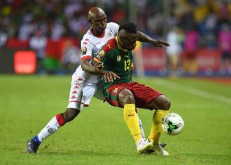 Burkina Faso come back to hold Cameroon