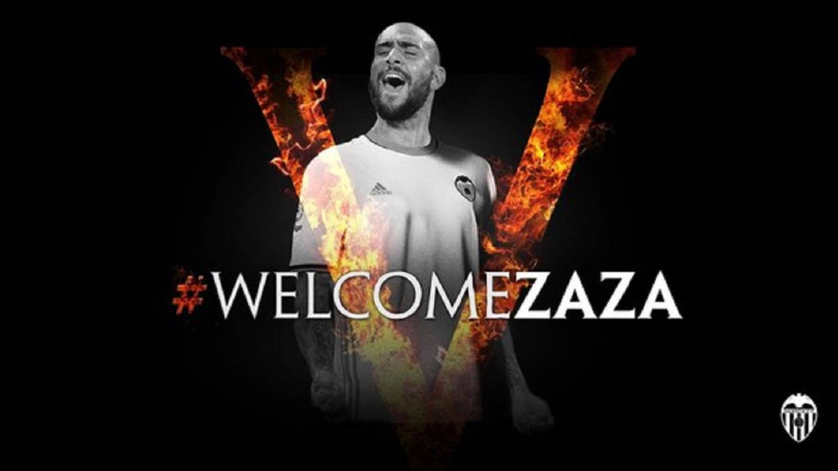 Simone Zaza signs for Valencia
