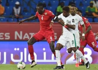 Reigning champions Ivory Coast held by Togo in opener