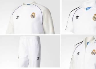 2ec11421360 Real Madrid s 2017 training kit  back to the 1990s