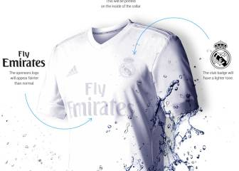 eacfe7e75 The Real Madrid shirt against Sporting made of ocean plastic