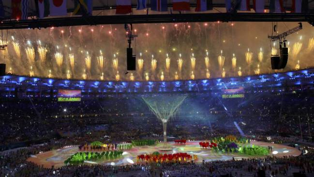 Rio Olympics: when it all looked so good to the world.