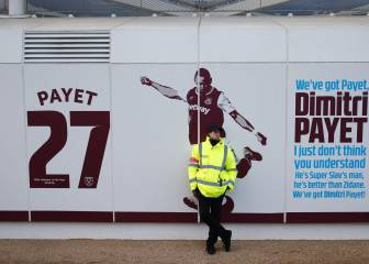 Payet car damaged, shunned by teammates after refusal to play