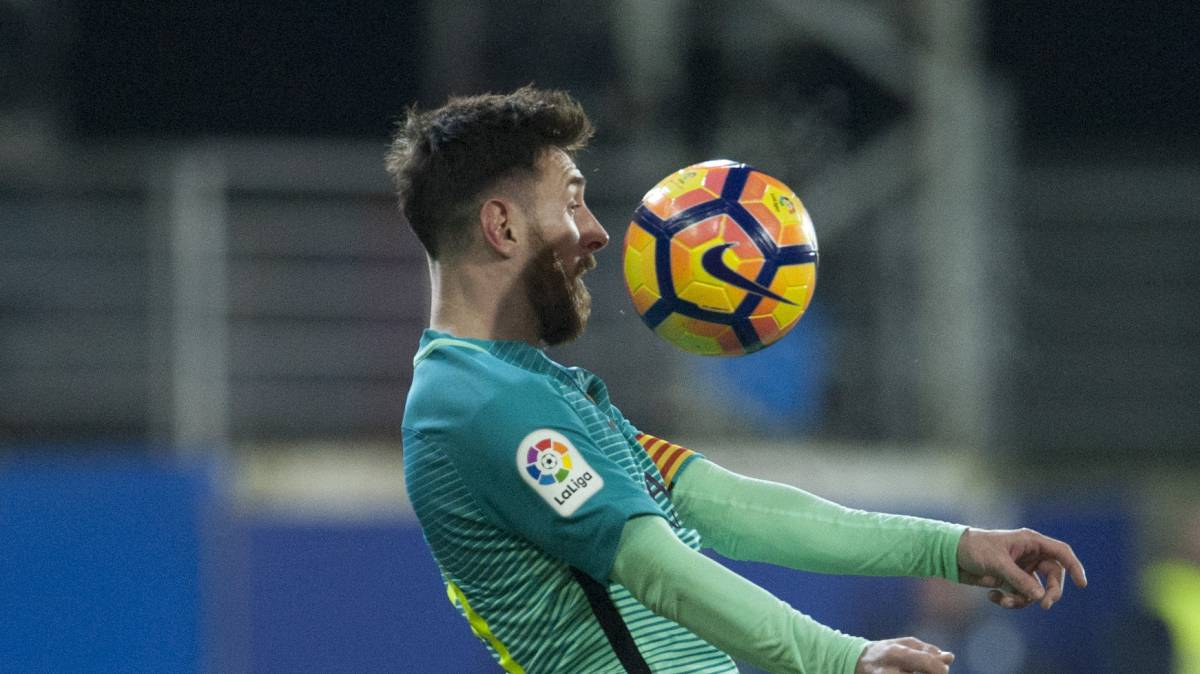 Mystic Messi puts on a clinic as Barça destroy Eibar