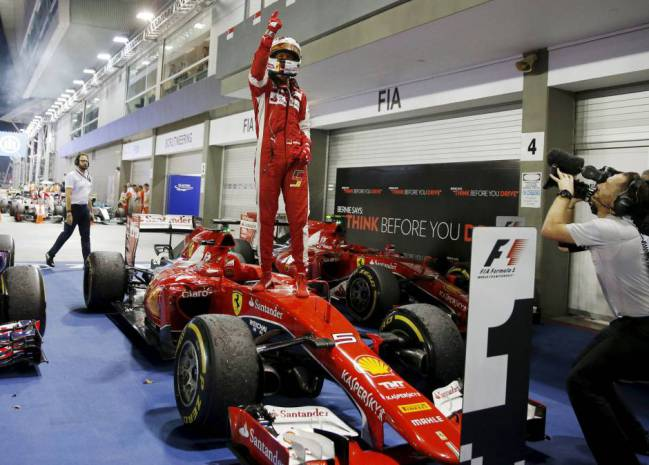 Liberty Media want to put an end to Ferrari's privileges.