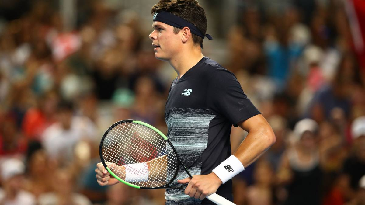 Australian Open: Raonic to face Nadal after beating Bautista Agut