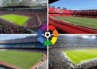 A rough guide to LaLiga stadia