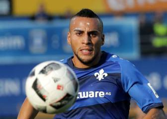 Darmstadt sack Tunisian international over Islamic group link
