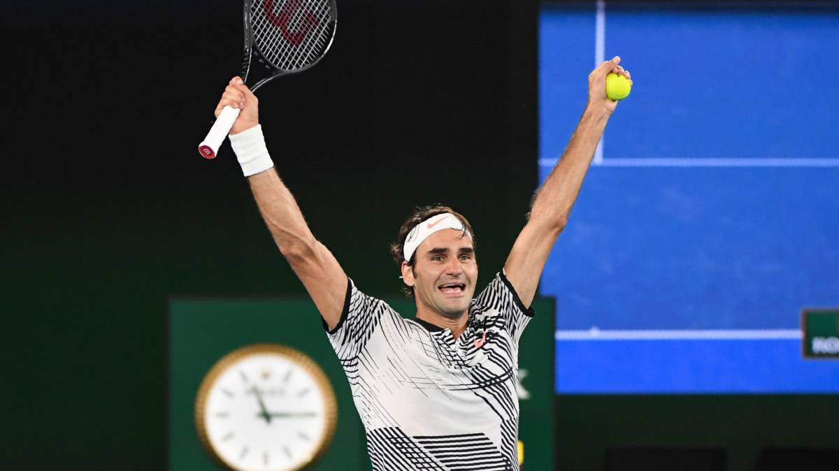 Roger Federer beats Rafa Nadal in Melbourne thriller: match report