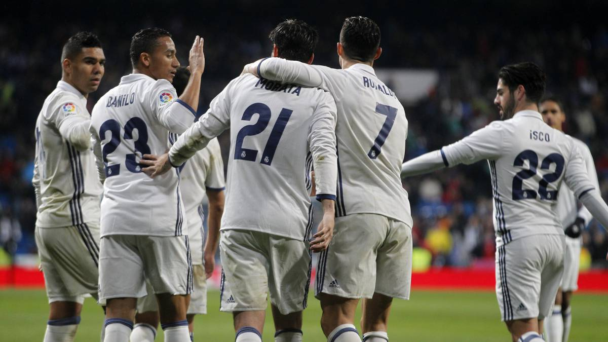 Real Madrid 3-0 Real Sociedad: Goals, match report, how it happened, reaction