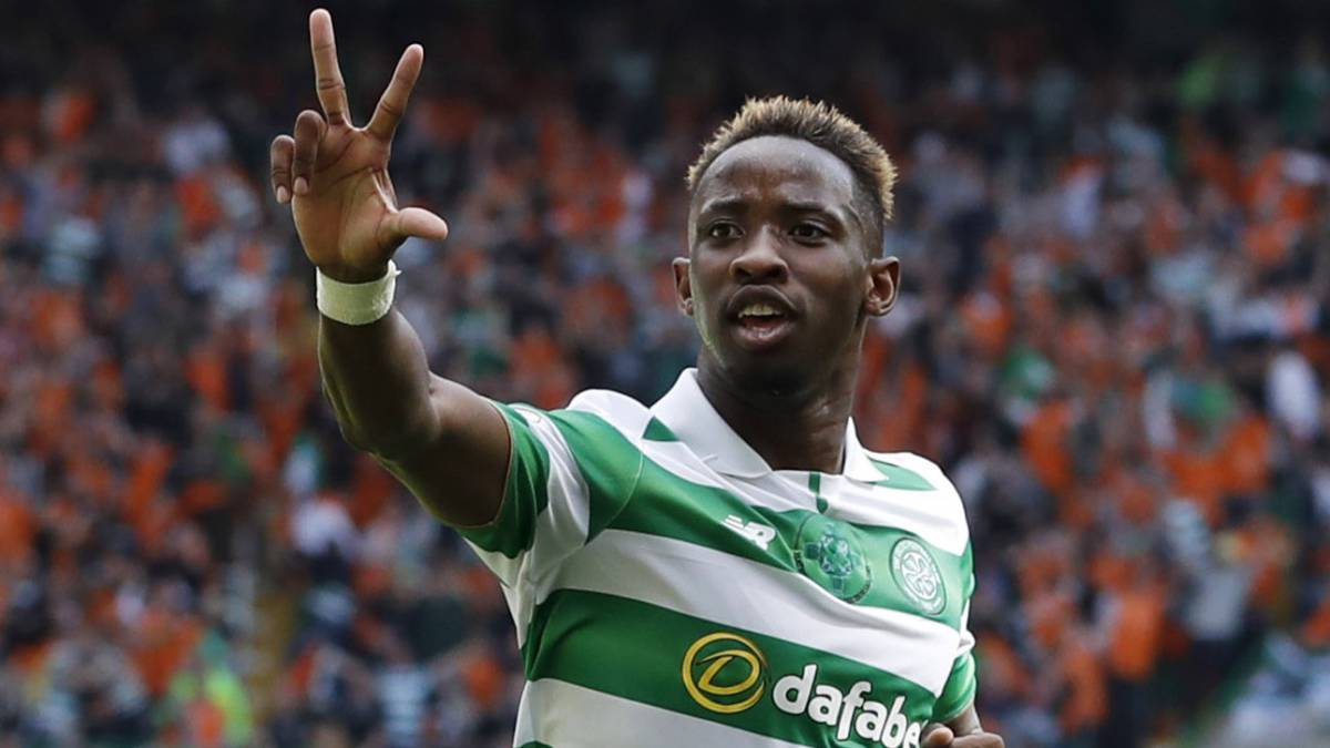 Celtic break 'Lisbon Lions' record in Hearts win