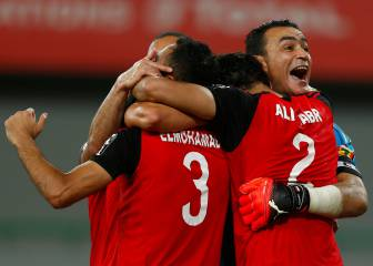Late Egypt winner ends Renard's Moroccan dream