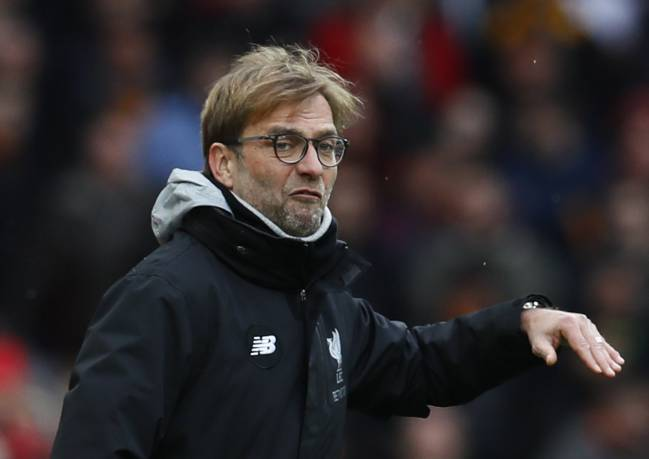 Liverpool manager Jürgen Klopp needs to find a good result to lean on soon and beating the league leaders could be it.