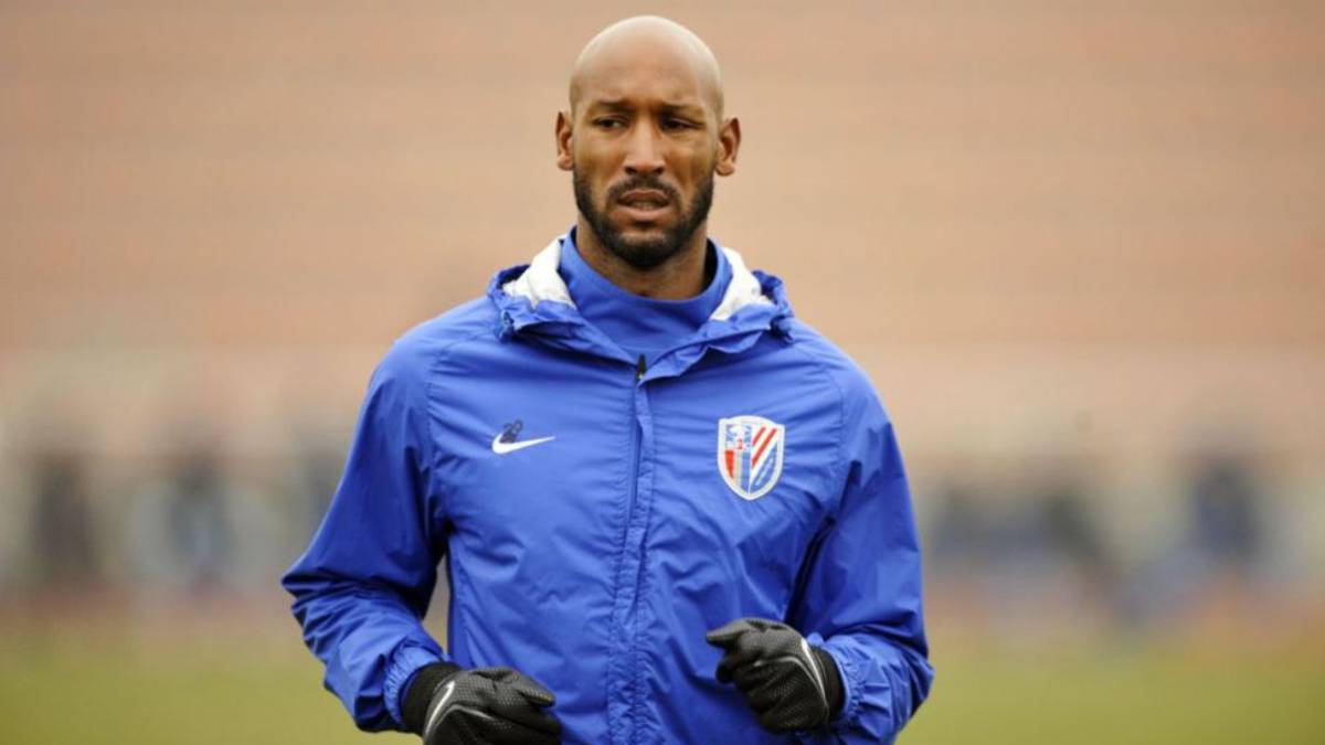 Nicolas Anelka takes up consultant role at Roda