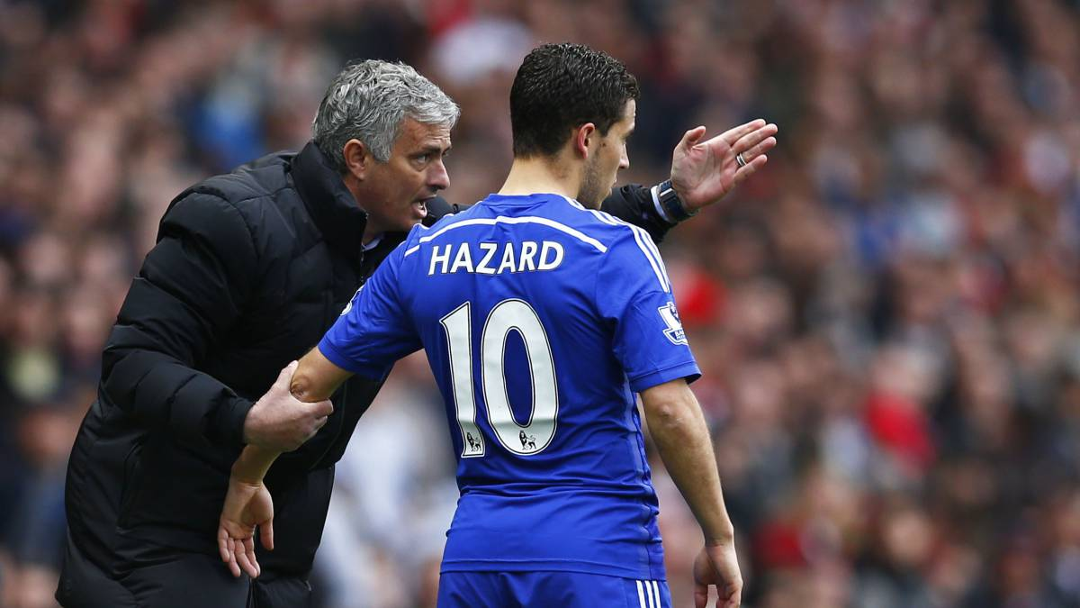 Eden Hazard: We work harder under Conte than with Mourinho