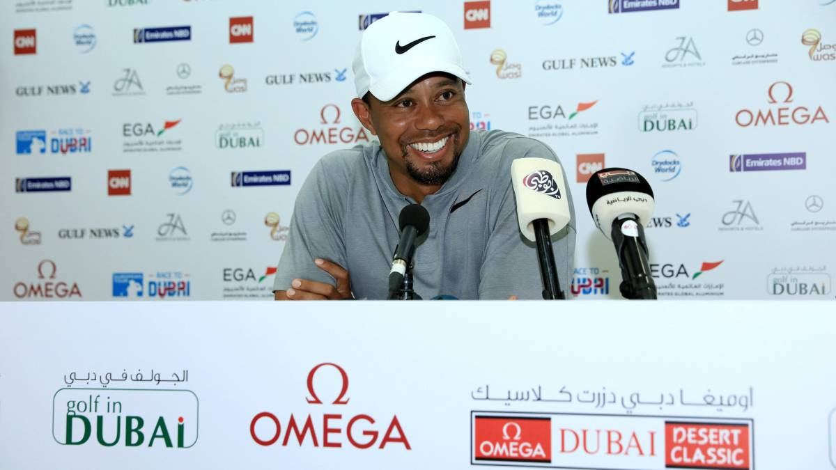 Tiger eyeing another step on the comeback trail in Dubai