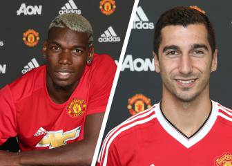 Mkhitaryan on Pogba: