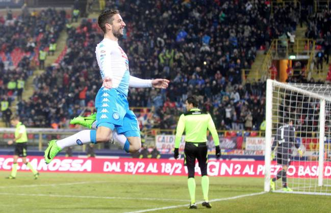Napoli on fire coming into Real Madrid Champions League match