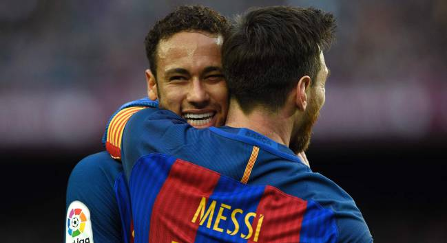 Neymar believes Barcelona can catch Real Madrid