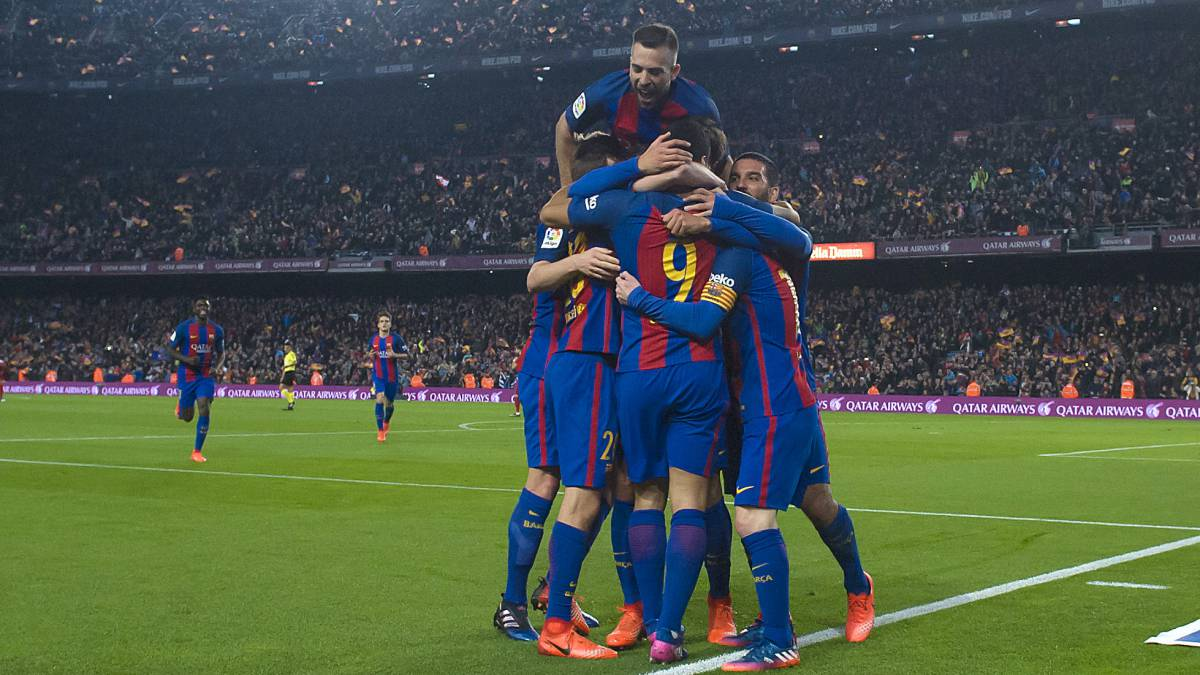 Barcelona 1-1 Atletico Madrid: Copa del Rey match report